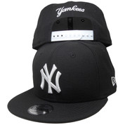 New York Yankees New Era Custom KIDS 9Fifty Snapback - Black, White