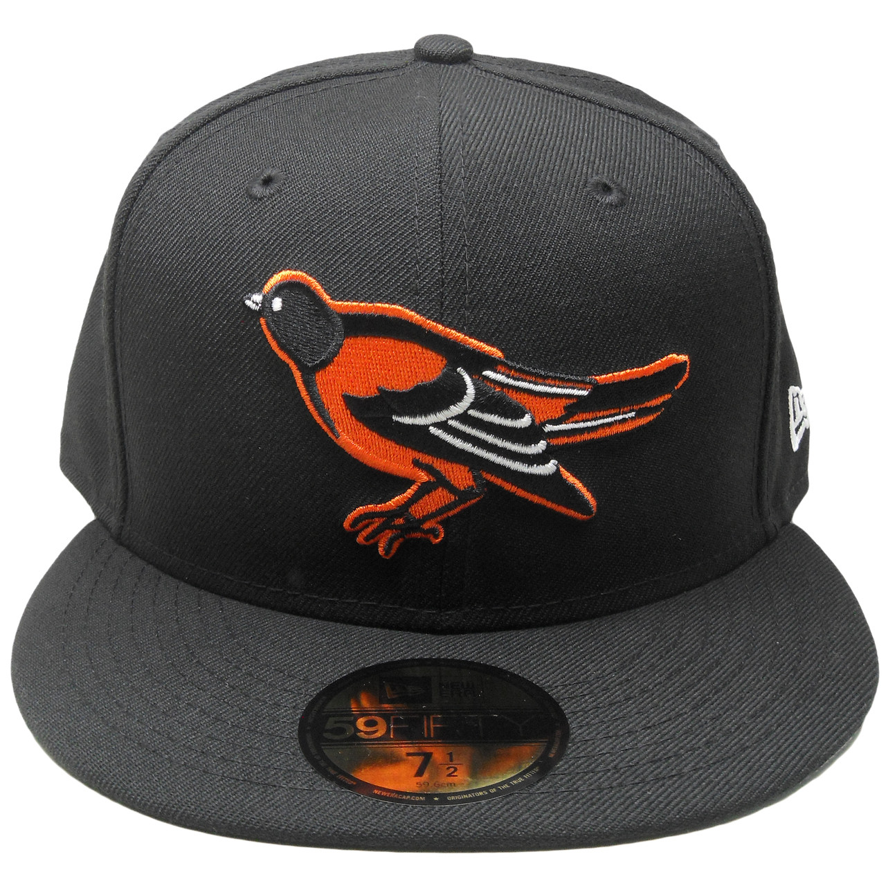 7117834e526 Baltimore Orioles New Era Cooperstown Series 59Fifty Fitted Hat - Black