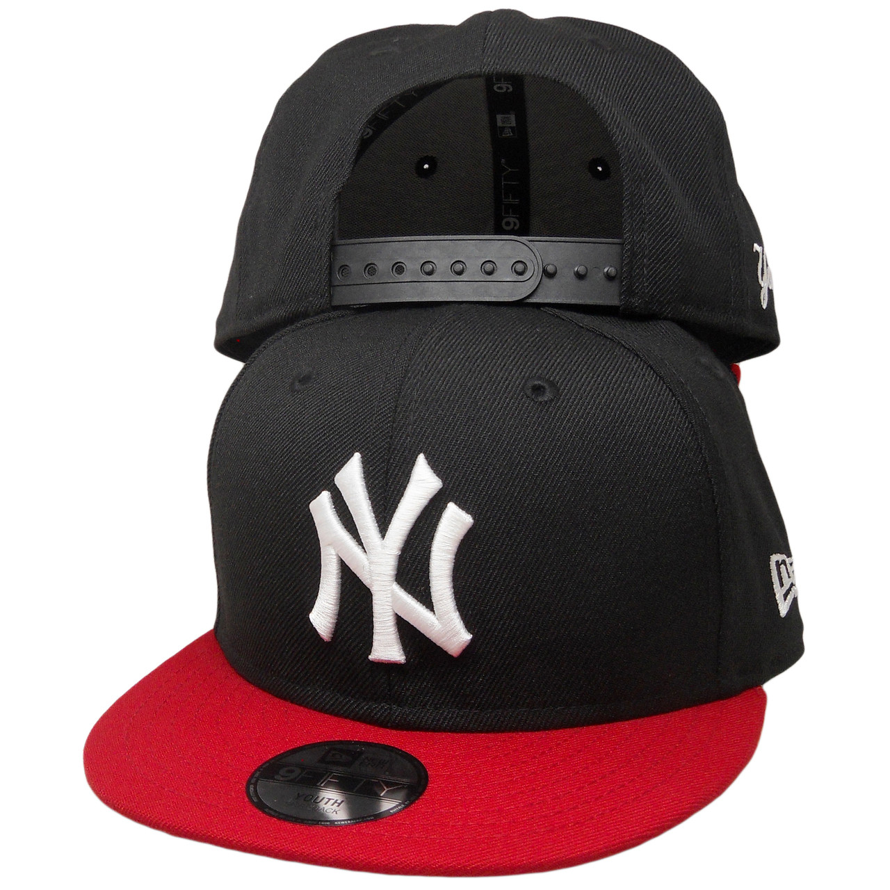New York Yankees New Era Custom KIDS 9Fifty Snapback - Black b2a904ef01d
