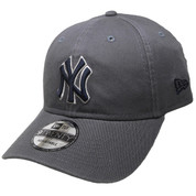 New York Yankees Core Classic 9Twenty Adjustable Hat - Dark Gray, Navy, White