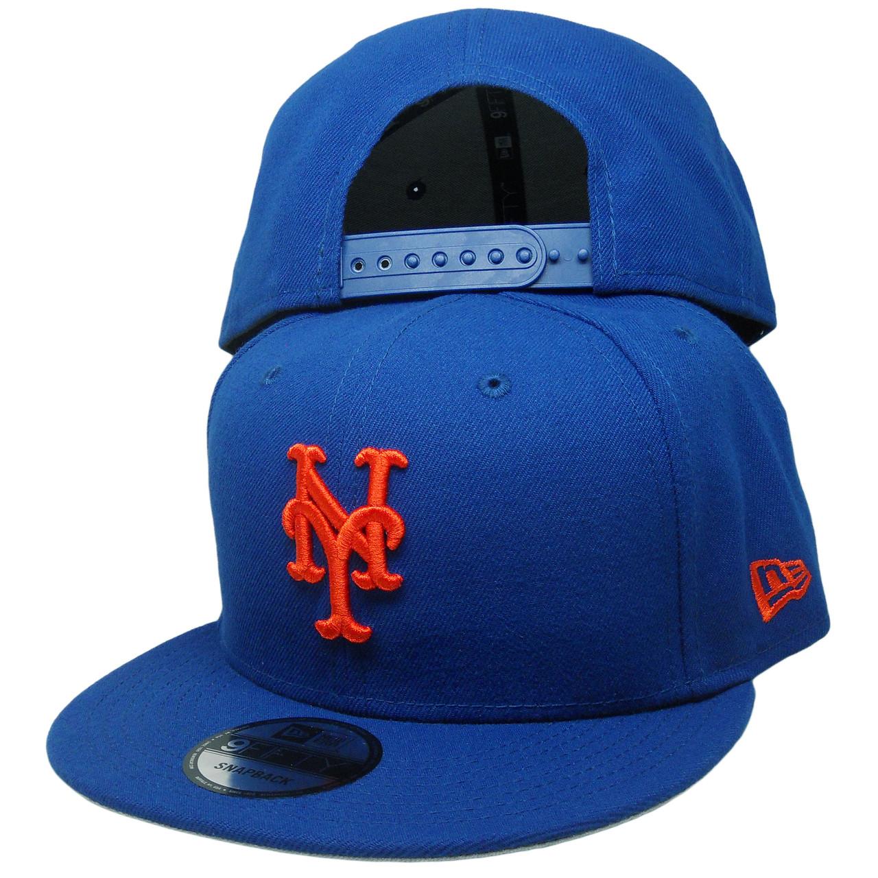6e7fe6dba37 New York Mets New Era 9Fifty MLB Basic Snapback - Royal