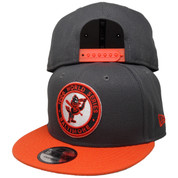 Baltimore Orioles 1966 WS New Era Custom 9Fifty Snapback - Charcoal, Orange, White