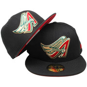 Anaheim Angels New Era Custom 59Fifty Fitted - Gucci Colorway