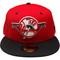 New York Yankees New Era Custom 47 WS 59Fifty Fitted - Red, Black, White
