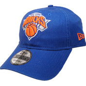 New York Knicks Core Classic 9Twenty Adjustable Hat - Royal, Orange, White