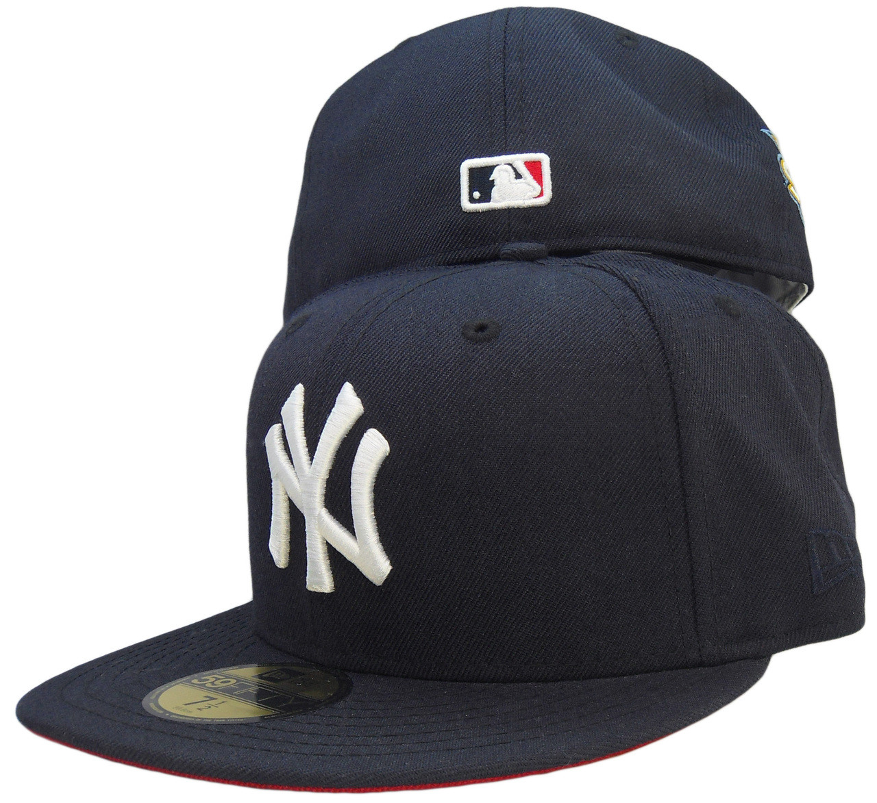 New York Yankees New Era 59Fifty Fitted Hat - Navy Blue fb84523d35b8