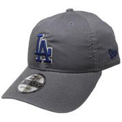Los Angeles Dodgers New Era 9Twenty Adjustable Hat - Dark Gray, Royal, Gray