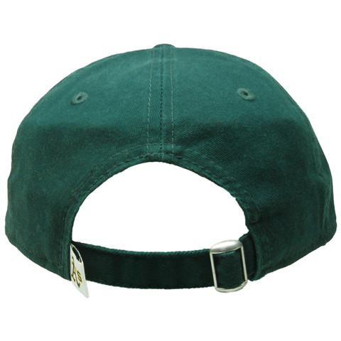 Oakland Athletics New Era 9Twenty Adjustable Hat - Green, White, Yellow