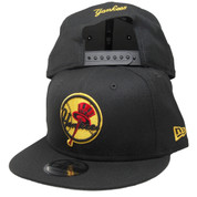 New York Yankees New Era Custom 9Fifty Snapback - Black, Red, Yellow