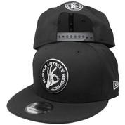 John Cena New Era Custom 9Fifty Snapback Hat - Black, White