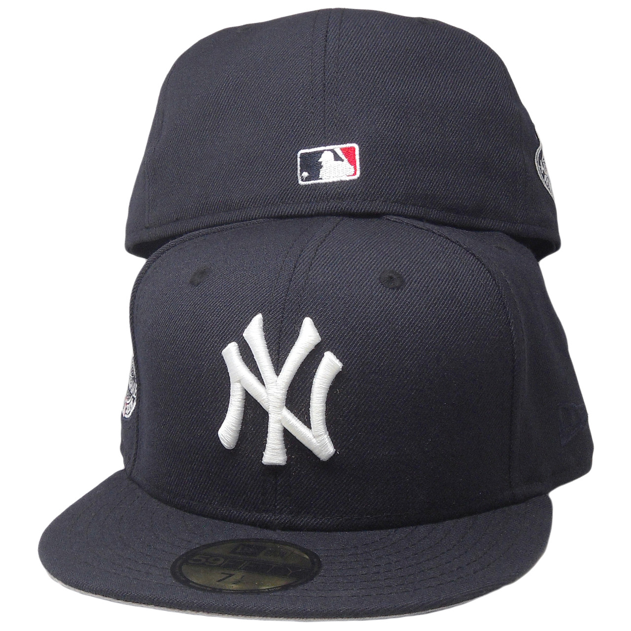 New York Yankees New Era All Star Game 2008 Fitted Hat - Navy Blue ... f28974dbf77