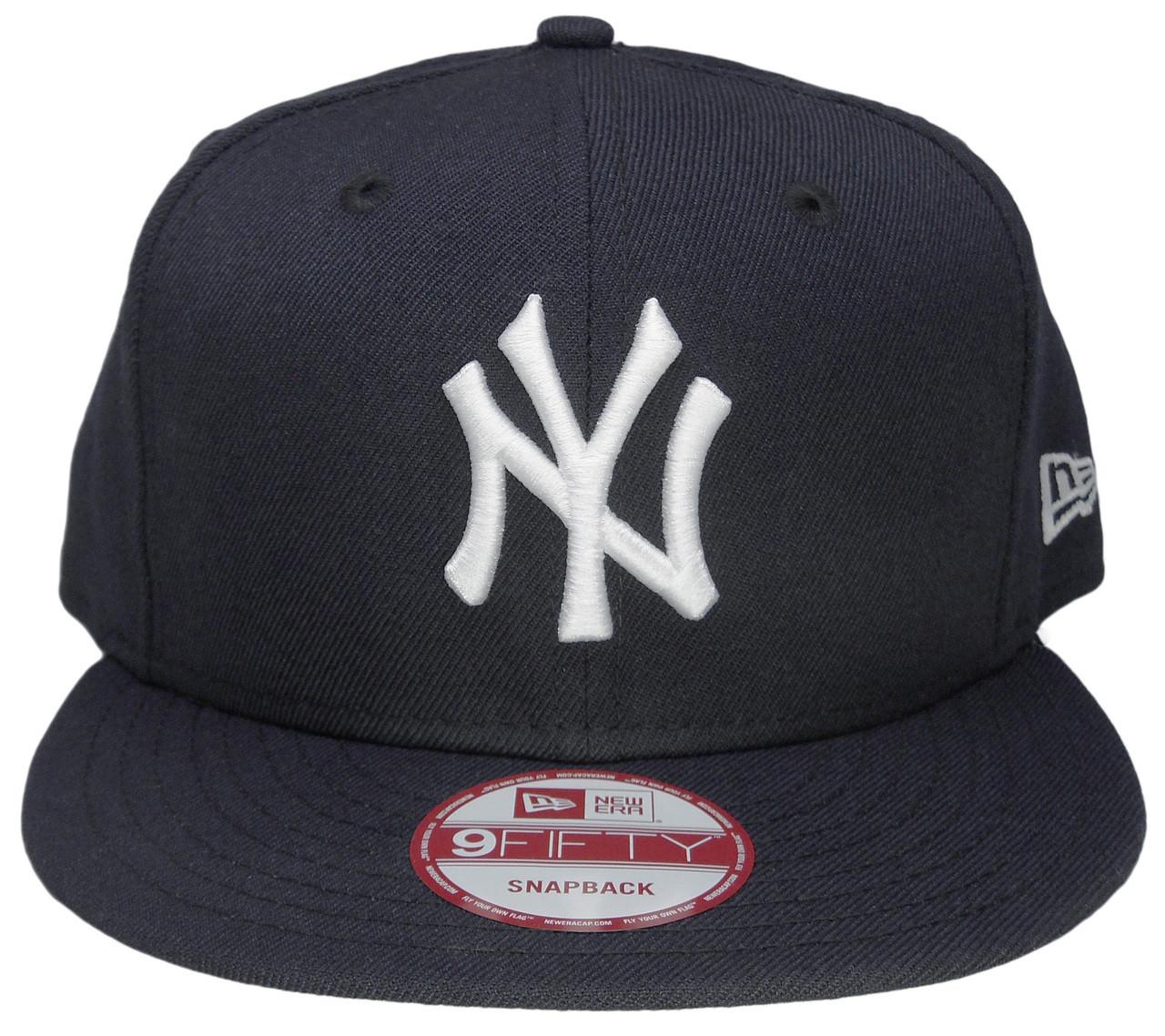 bda8be91e00 New York Yankees New Era Custom Gray Bottom Snapback Hat - Navy Blue ...