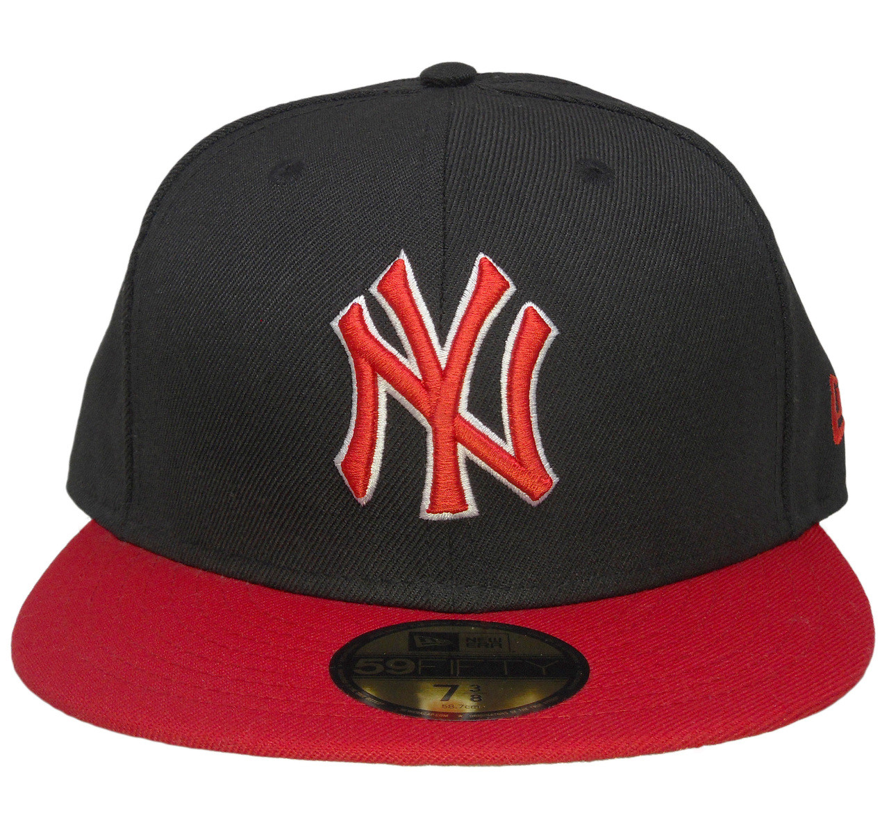 4a571687ab5 New York Yankees New Era 59Fifty Custom Fitted Hat - Black