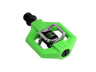 Crankbrothers Candy 1 Pedals Green Front Right