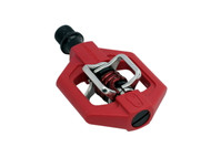 Crankbrothers Candy 1 Pedals Red Front Right