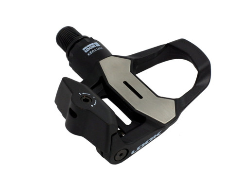 Look Kéo 2 Max Pedals Graphite Front Right