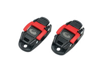 Sidi Caliper Buckles Black/Red