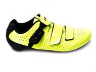 Giro Trans E70 Yellow/Black Men's Road Shoe Right
