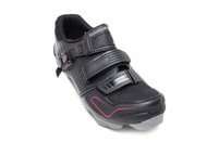 Shimano SH-WM83 Women's Mountain/Indoor Cycling Shoes Front Right