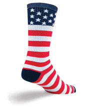 Sock Guy USA Flag Socks