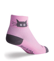 Sock Guy Whiskers Women's Socks