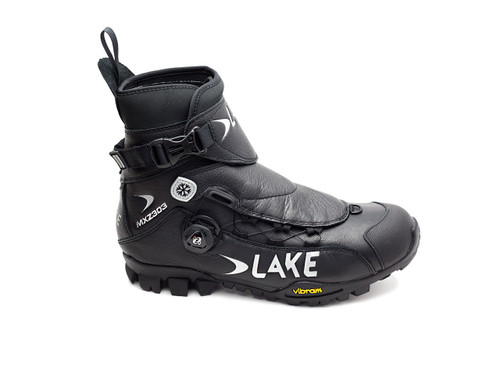 Lake MXZ303 Winter Mountain Bike Shoe Right