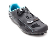 Louis Garneau Ruby Women's Asphalt Front RIght