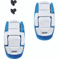 Sidi Caliper Buckles (3) Light Blue / White