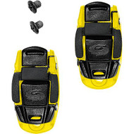 Sidi Caliper Buckles (3) Pair Yellow/Black