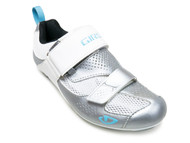Giro Flynt Tri Women's Road/Indoor Cycling Shoes / Front RIght