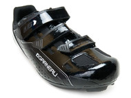 Louis Garneau Chrome Men's Black Front RIght