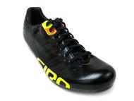 Giro Empire SLX Men's Road Bike Shoe Front Right Black