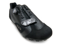Fizik M5B Uomo BOA Mountain Bike Shoe, Black, Front Right