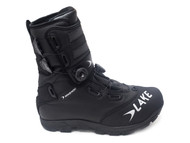 Lake MXZ400 Winter Mountain Bike Shoe Black