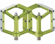 """Spank Spike 9/16 Platform Pedals Green 400g"""""""
