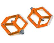 """Spank Spike 9/16 Platform Pedals Orange 400g"""""""