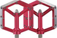 "Spank Spike 9/16 Platform Pedals Red 400g"""