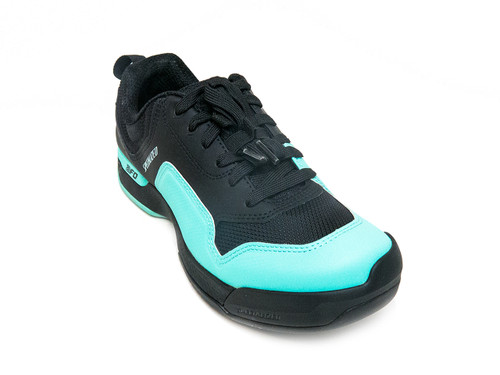 Specialized 2FO Cliplite/ Black/Turquoise/ Front Right