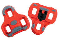 Look Keo Grip Cleats Red 9 Degree Float