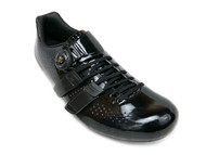 Giro Factor Techlace Road Shoe - Blk - Front Right