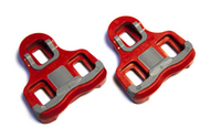 PowerTap P1 Pedal Cleat 6 Degree Red