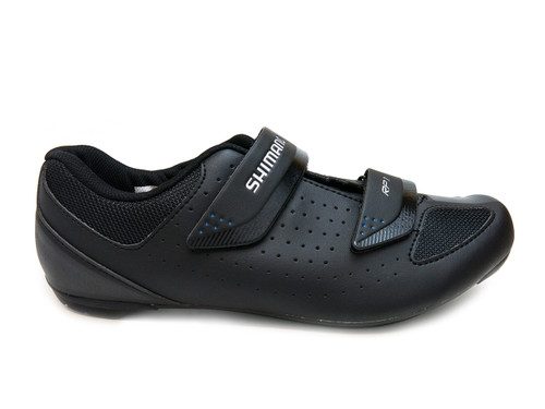 Shimano SH-RP1 Men's Road/Indoor Cycling Shoes/ Black/ Right