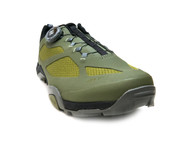 Shimano SH-MT7 Men's Mountain/Touring, Olive, Front Right