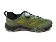 Shimano SH-MT7 Men's Mountain/Touring, Olive, Right