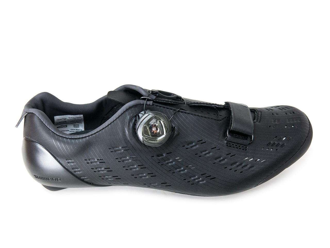 Mens Navy; 42.5 SHIMANO SH-RP9 Cycling Shoe