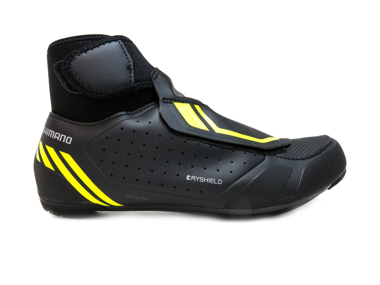 43 SH-MW501 Shimano MW5 Winter Mountain Bike MTB Cycling Shoes Black US 8.9