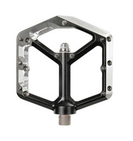 """Spank Oozy Pedals 9/16"""" Alloy Black"""