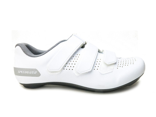 fd356c5871f ... Women's Road Cycling Shoes 2018. Specialized Torch 1.0, White, Right