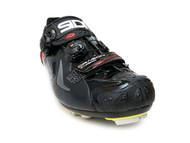 SIDI Dragon 4 Mountain Bike Shoes, Front RIght, Black