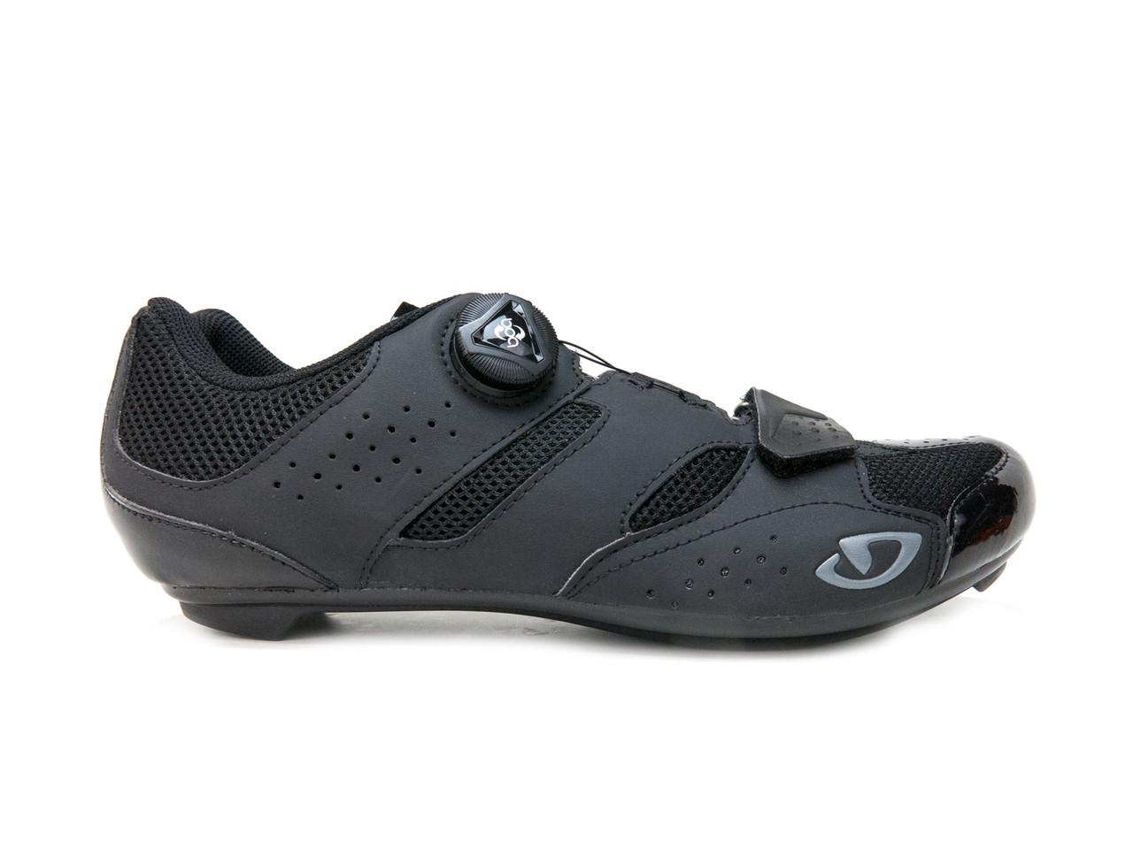Giro Savix HV SPD BOA Road Bike Shoes Black